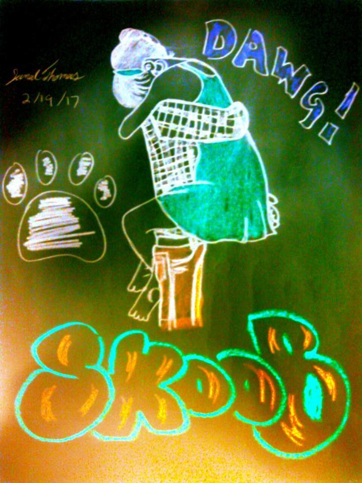 Trippy I Miss You Dawg! -SkooB 2/19/17 by SkoobyForever