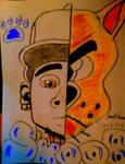 I Am Who I Am Dawg! -SkooB 4/1/17 by SkoobyForever