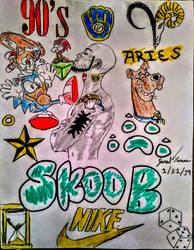 I Am SkooBy - Jamal Thomas 1/31/19 by SkoobyForever