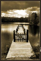 Bridge of Sepia by IsItReal