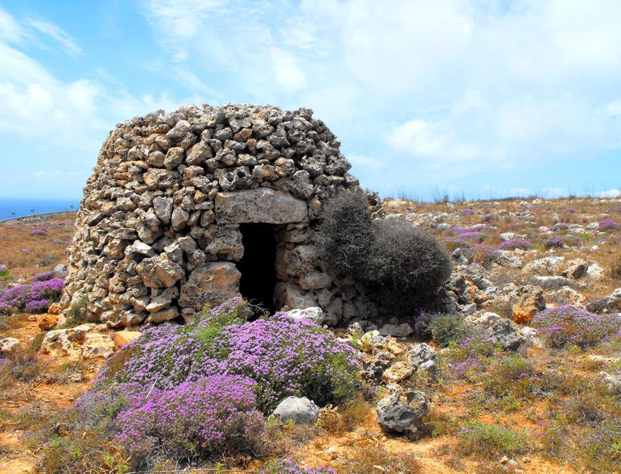Maltese Stone Hut By Floramelitensis On Deviantart