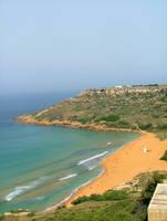 Ramla l-Hamra Bay, Gozo by floramelitensis