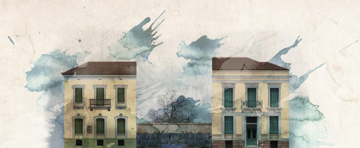 Greek Neoclassical Architecture by seventhsong on DeviantArt