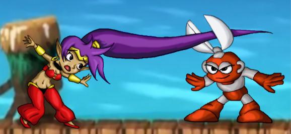 Shantae's Greatest Adversary by PsylisiaDragoon