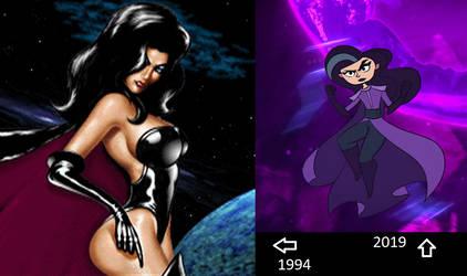 Dark Queen Comp - Then and Now...