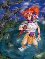 Alisia - Shock in the Swamp