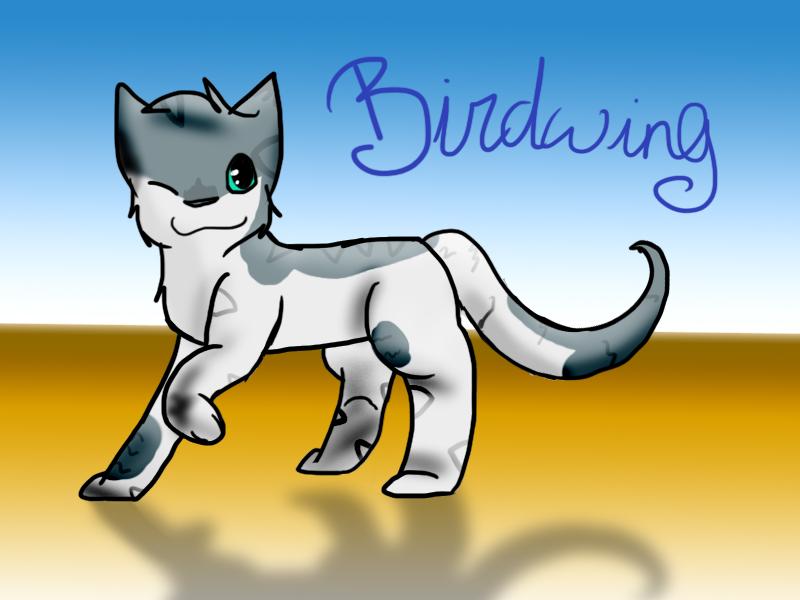 :GA: Birdwing by Spiritpie