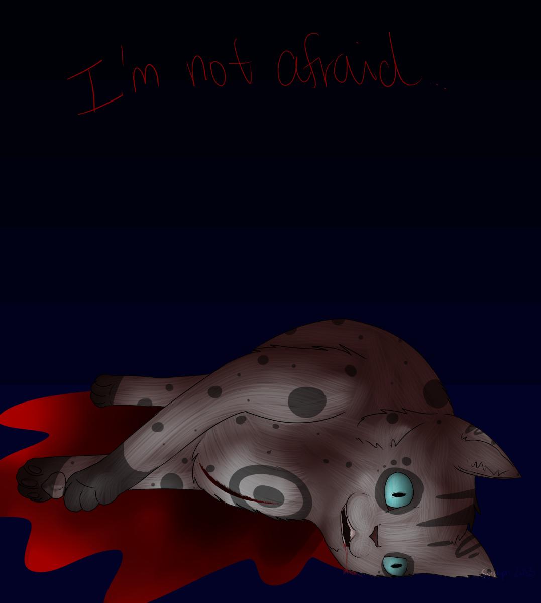 ..:Not Afraid:.. by Spiritpie