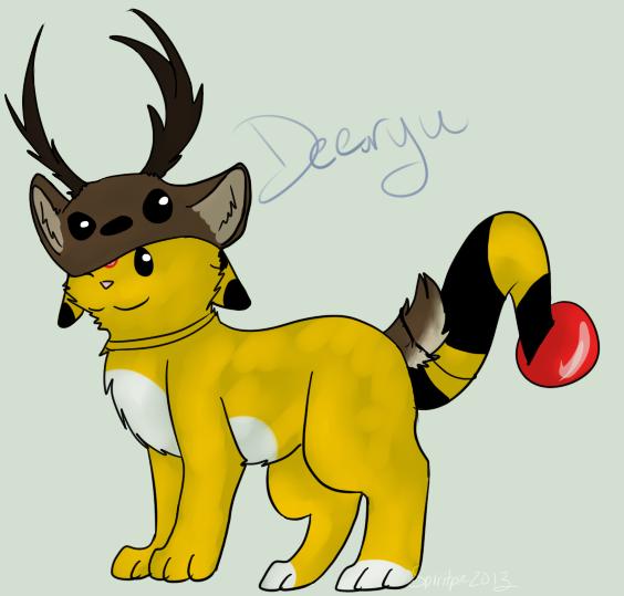 Deeryu by Spiritpie