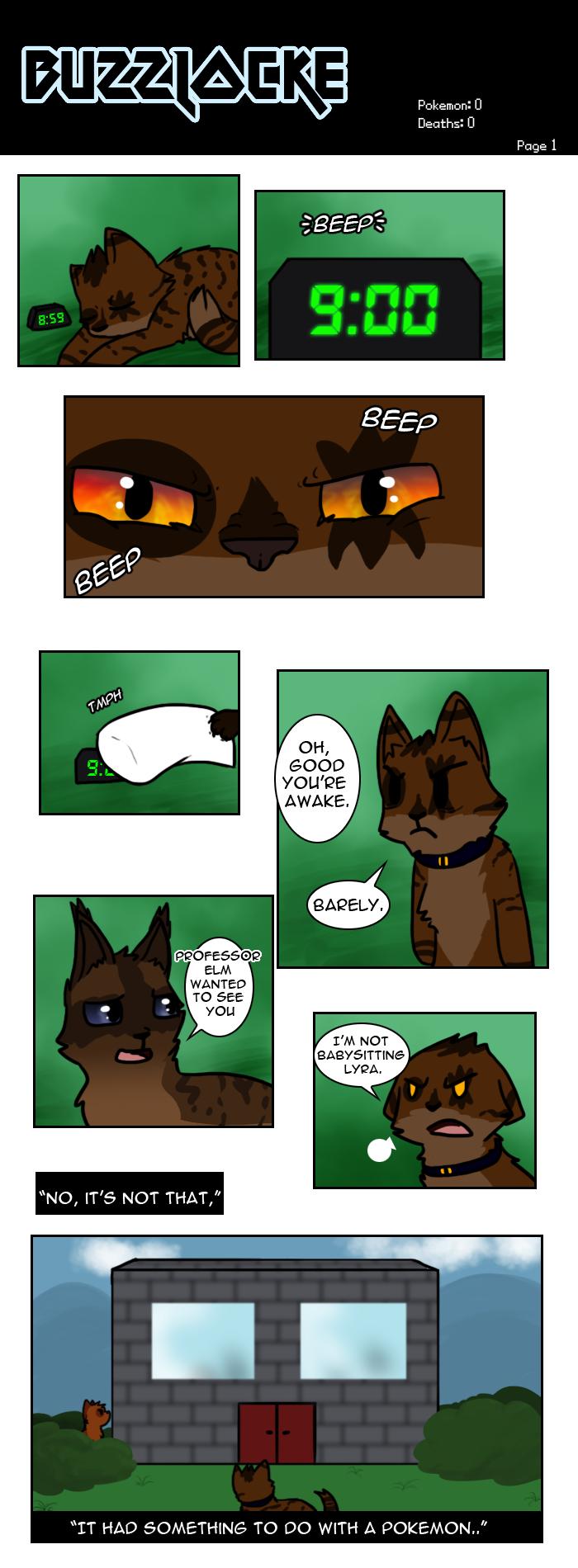Buzzlocke page 1 by Spiritpie