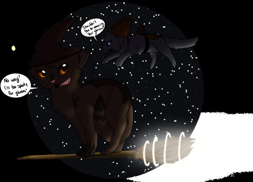 2 Spooky by Spiritpie