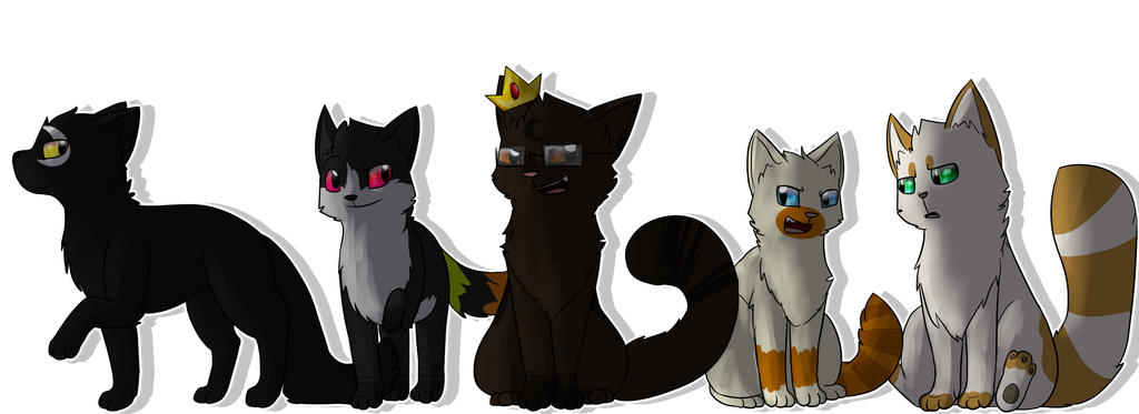 We are the kings and queens by Spiritpie