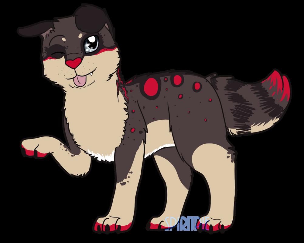 Foxxthehedgehog Commission by Spiritpie
