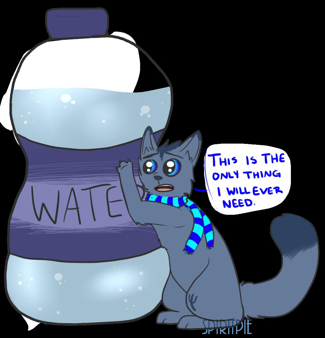 Glorious Water by Spiritpie