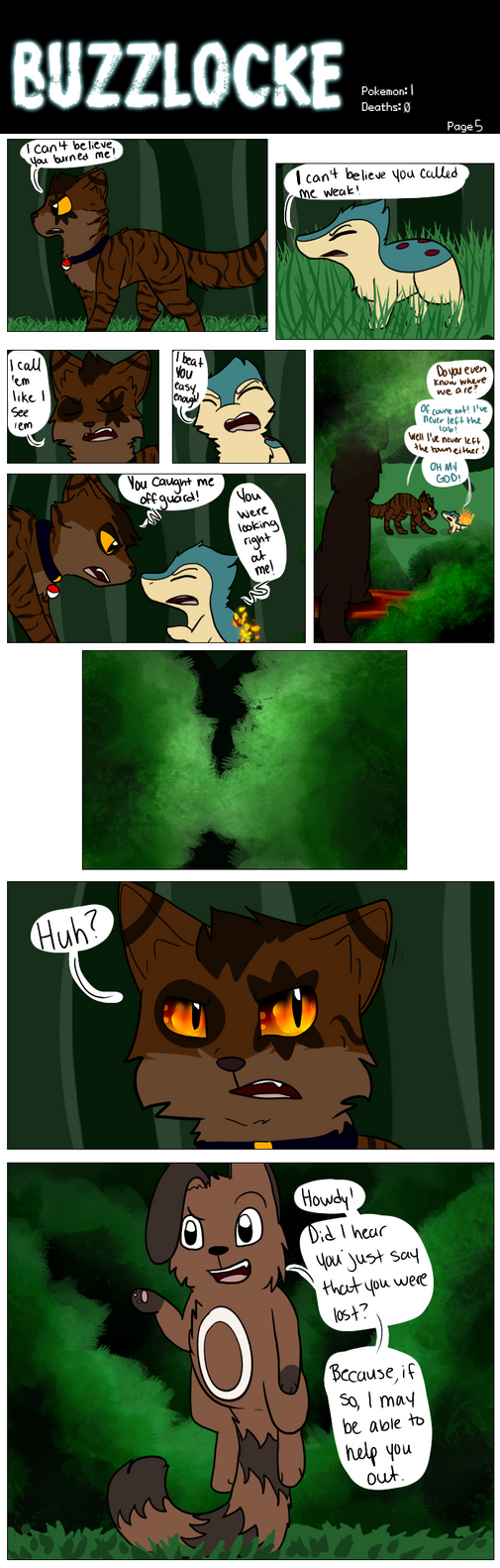 Buzzlocke Page 5 by Spiritpie