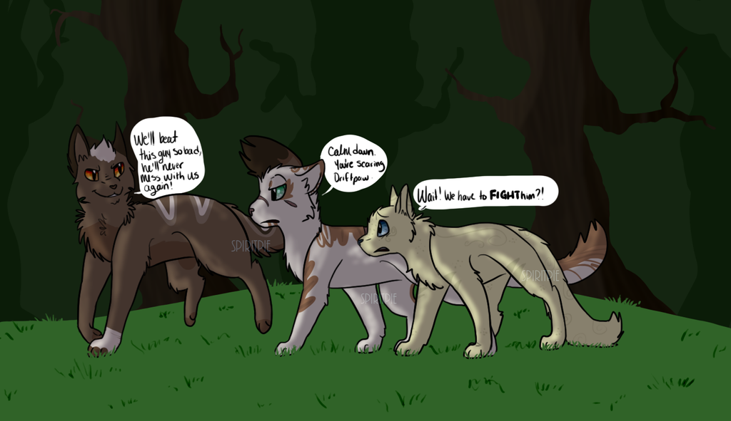 Rogue Hunting :SUNCLAN: by Spiritpie