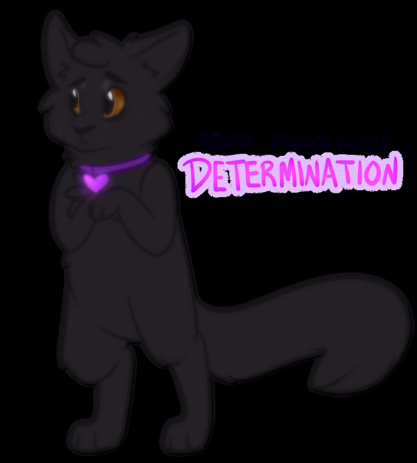 Determination by Spiritpie