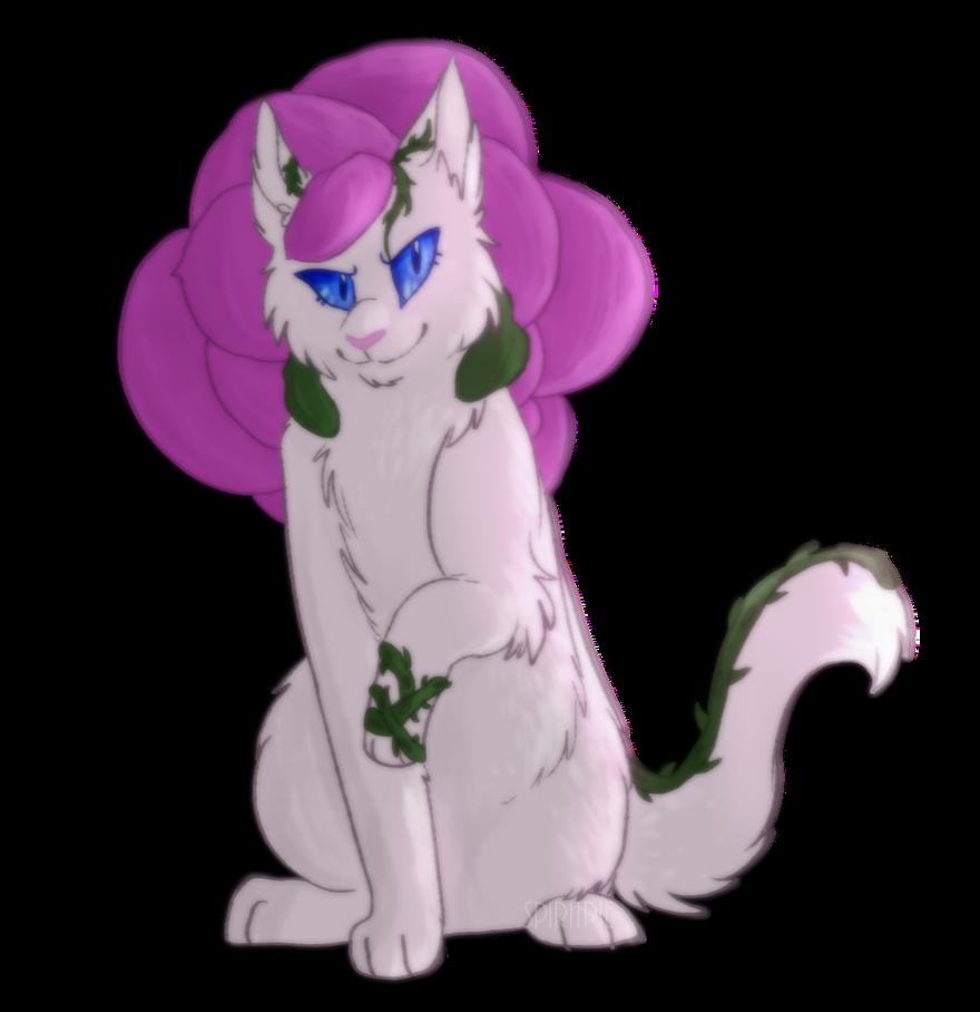 Roseface Literal by Spiritpie