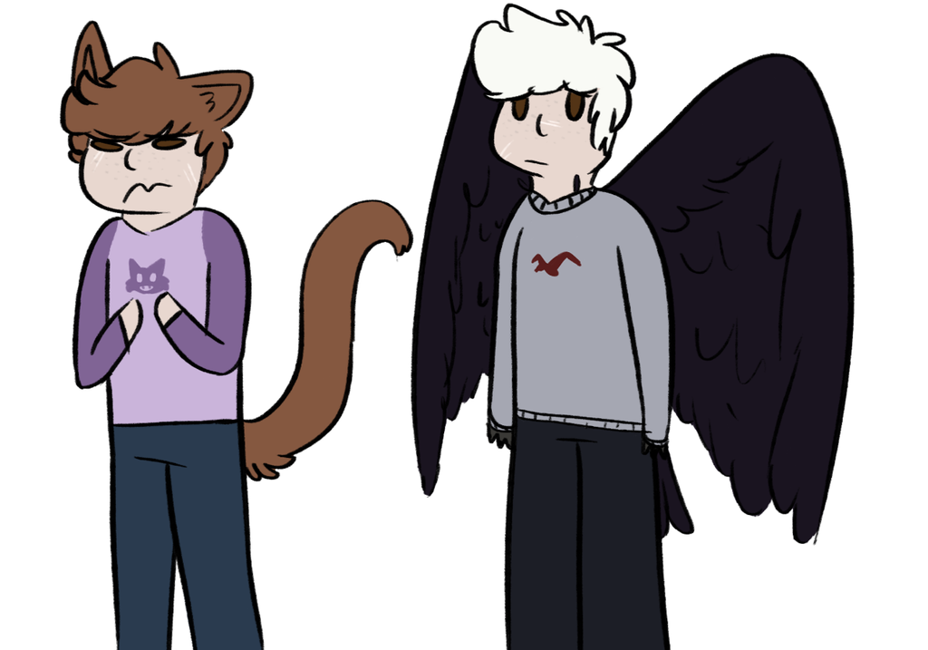 Special Boys by Spiritpie