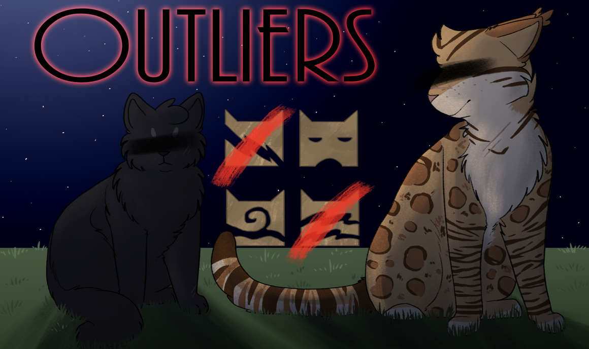 Outliers by Spiritpie
