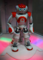 Nao Humanoid Robot by bunniesRawesome