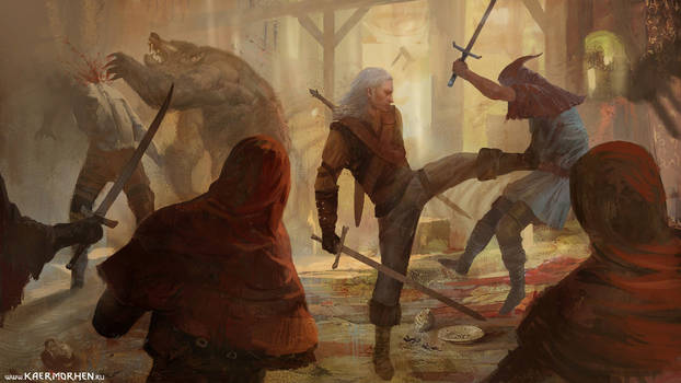 The Witcher 1 Wallpaper