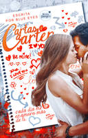 Cartas a Carter | Wattpad Cover by SurrurosWayes