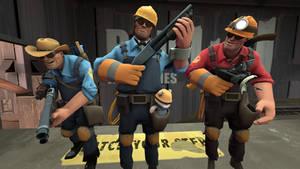 The three engineers