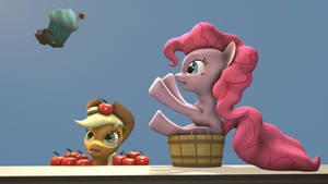 That ain't no apple!