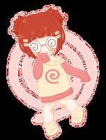 :COM: Spinda Chibi by Momoroo