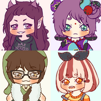Sketchy Icon Batch #2 by Momoroo