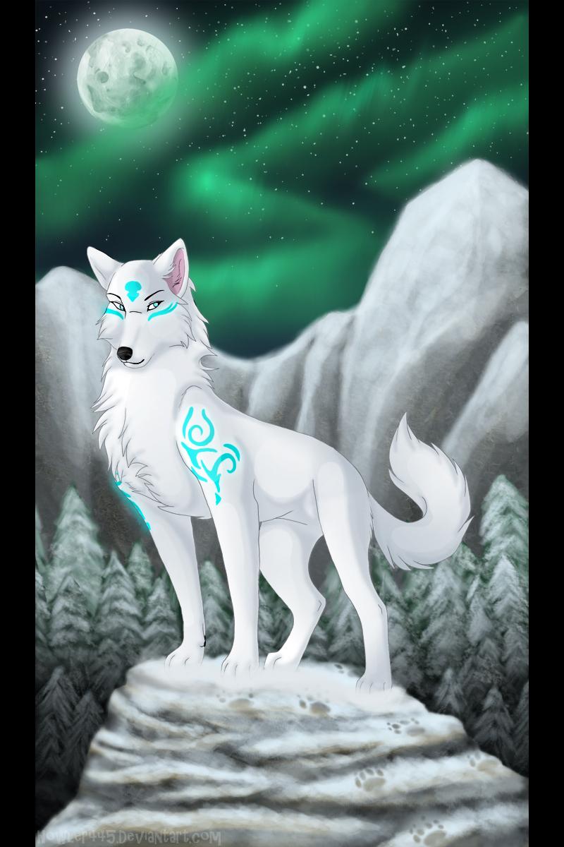 magic wolf photo heyo