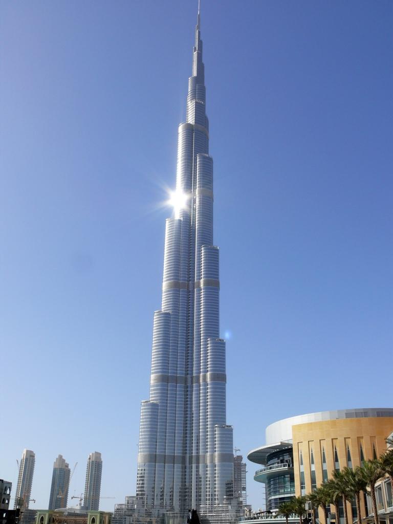 Burj Khalifa By Veronc On Deviantart