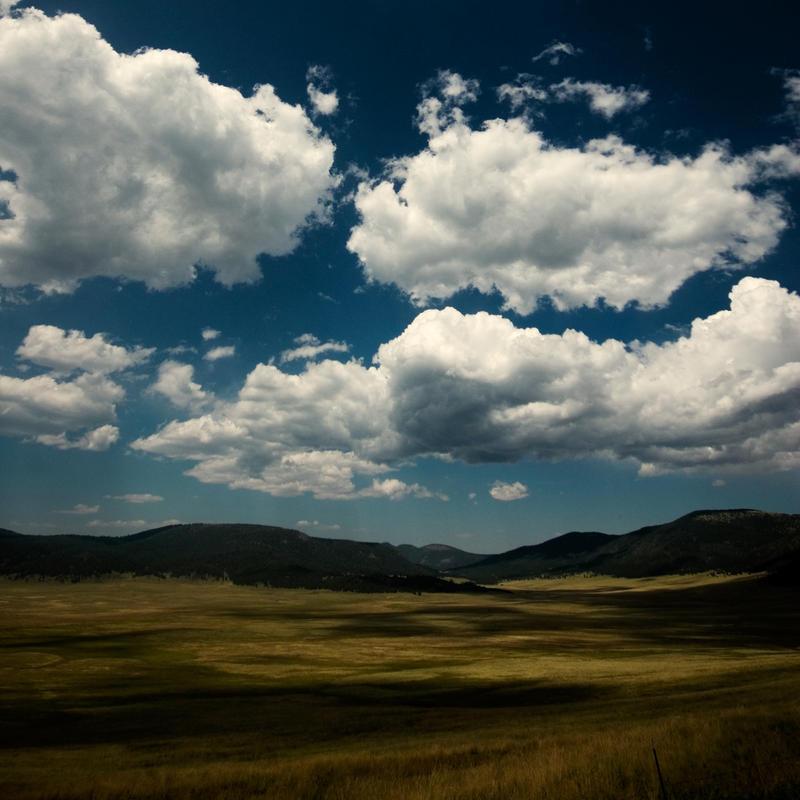 Valles Caldera by Konijntje