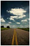 Texas Road by Konijntje
