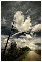 Decorated Sky by Konijntje
