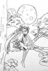 Faebuary 13 - Moon Fairy