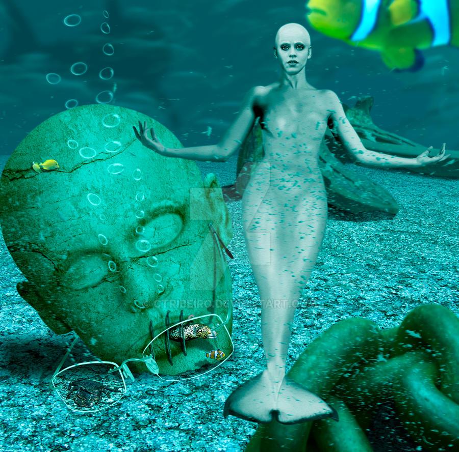 Mermaid Reef by ctribeiro