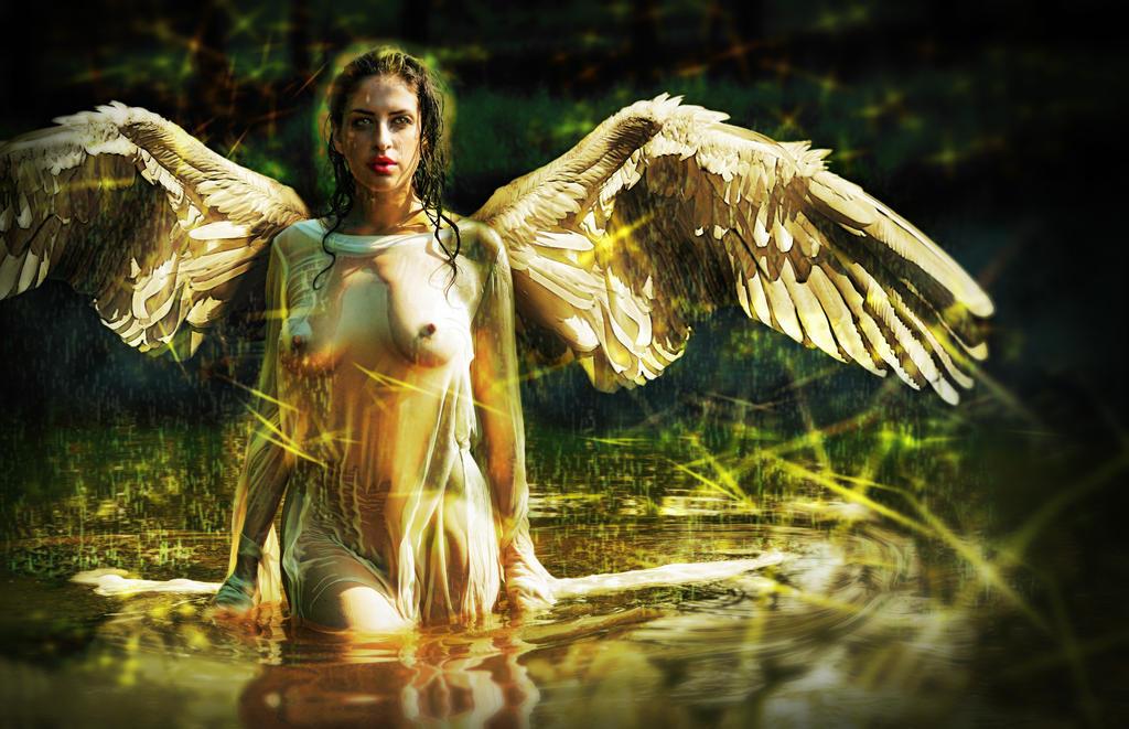 Sweet Angel by ctribeiro