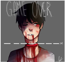 [GAME OVER] by PasteIGuts
