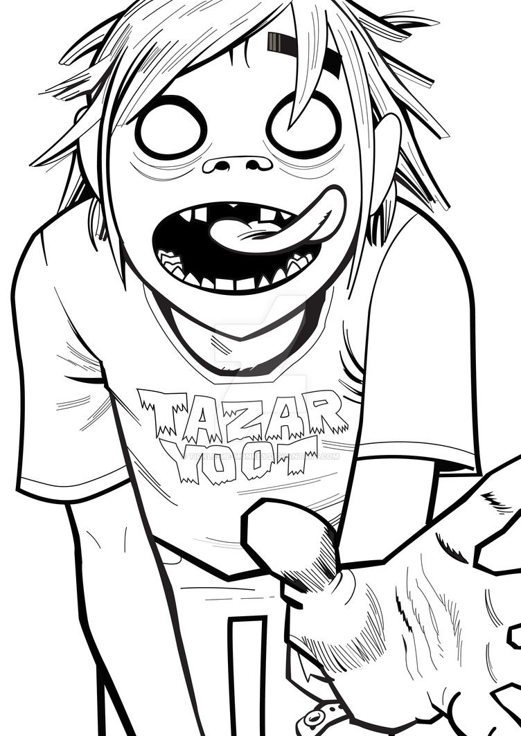 Something Good Coloring Page