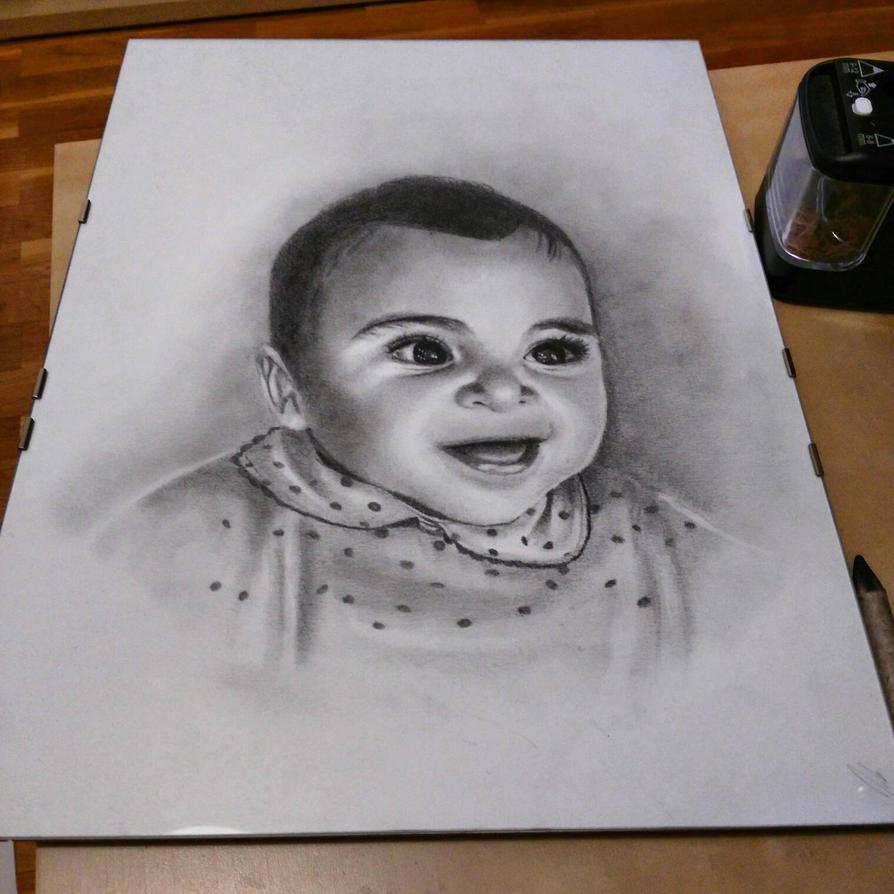 retrato by Rekast