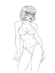 Velma bikini