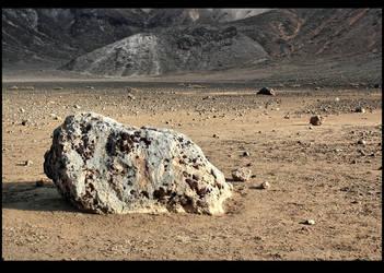 Somewhere on Mars by dunkelbilder