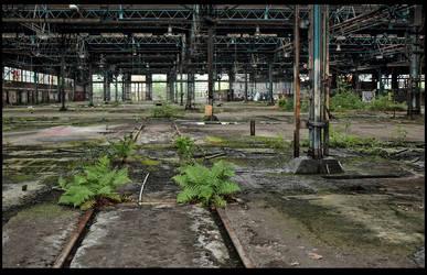 Abandoned by dunkelbilder