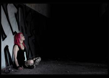 Fear of the Dark by dunkelbilder