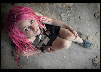 Punk Beauty by dunkelbilder