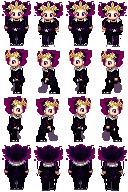 Yami Character Sprites by spookeh-microbat