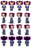 Yugi Character Sprites by spookeh-microbat