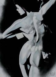 Black Widow by Shelton Bryant